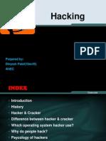 My Hacking