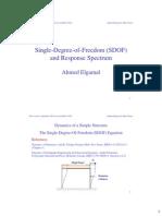 46425614 Response Spectrum