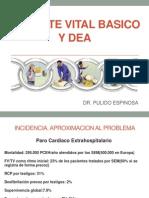 Soporte Vital Basico y Dea 2011