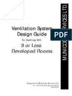 Ventilation Guide 8 Rooms