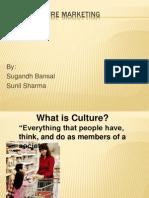 Cross Culture Marketing