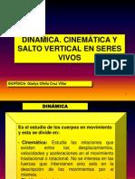 BIOFÍSICA SEMANA 3 - DINAMICA