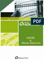 As-What is New-2010-RO Graitec Metal