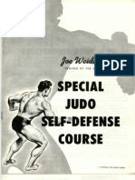 Joe Weider- Special Judo Self-Defense Course