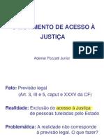 2 - O Movimento de Acesso à Justiça (27.02.11)