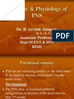 Anatomy & Physiology of PNS