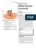 Main Rockets Water Rocket Launcher