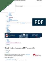 Varios PDF en Uno