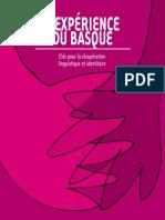 L'EXPÉRIENCE du Basque