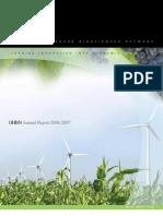 Golden Horseshoe Biosciences Network - Annual Report