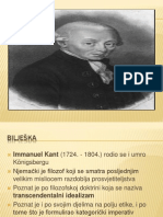 Immanuel Kant - Vjecni Mir i k