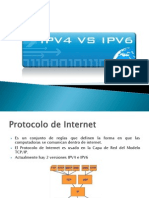 Protocolo Ipv4 vs Ipv6