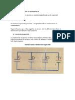 Combinación o asociación de condensadores