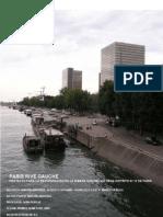 """El Gran Proyecto Urbano """"Paris Rive Gauche"""""""