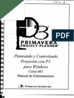 manual de primavera en español
