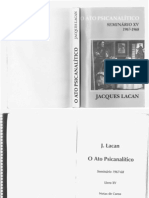 65005641 O Seminario Livro 15 O Ato Psicanalitico