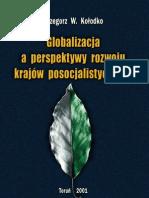 Globalizacja a Perspektywy Rozwoju-1