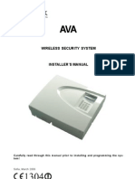 18020408 AVA Installer ENG RevD