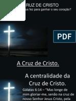 A Cruz de Cristo Licao 02