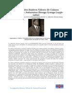 Los Gigantes Ilustres Ndowe de Guinea Ecuatorial-D Saturnino Ibongo Iyanga (1936-1969)