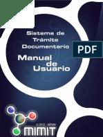 Manual Usuario de Tramite Document a Rio v 3.0