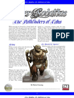 d20 HighMoon Media Productions Liber Sodalitas - The Pathfinders of Talus