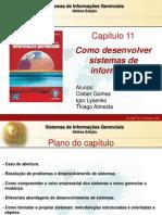CAP11-Sistemas de Informacao