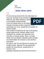 Herpes-zóster (Cobreiro)