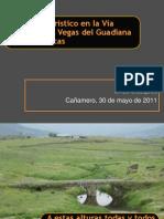 Producto Turistico Vía Verde del Guadiana