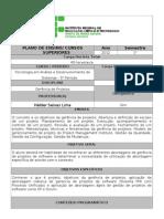 Plano de Ensino - Gerência de Projetos 2012-1