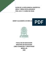 PotenciacionInteligenciaLinguistica
