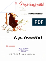 Frontini - Petit Montagnard