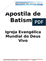 Apostila de Batismo Mundial Pr James (1)