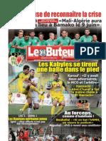 LE BUTEUR PDF du 25/03/2012