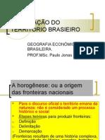 A Forma o Do Territ Rio Brasieiro Slides (1)