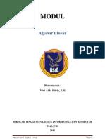 Modul 1 Aljabar Linear