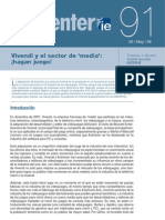 Vivendi y el sector 'media'