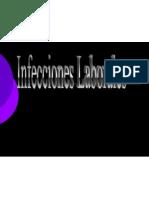 INFECCIONES LABORALES 2012