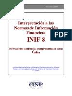 INIF 8 IETU