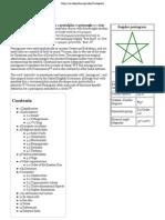 Pentagram - Wikipedia, The Free Encyclopedia