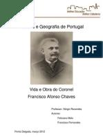 Trabalho de Coronel Afonso Chaves