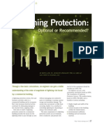 Lightning Protection Assess