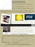Evangelism Flyer PAGE TWO