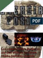 Ciclo de Los Combustibles Fosiles