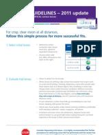 Air Optix Multi Focal Fitting Guide