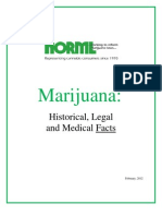 Marijuana Facts Handout 012812