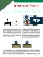 Identifikačné čísla colníkov (Colné aktuality č. 1-2/2012)