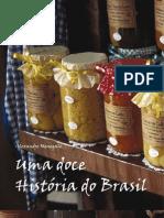história dos doces no Brasil