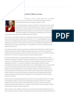 Julie Gerberding and CDC Revolving Door