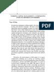Paper in Management & Change Vol 13